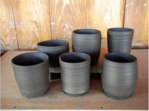 プランの魅力 Electric potter's wheel work example (before firing) の画像