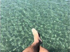 プランの魅力 SUP experience in the beautiful sea の画像