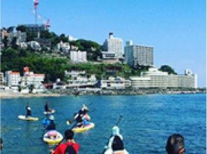 【静岡県・熱海】SUPボード&パドル3時間レンタル≪経験者向け≫の魅力の説明画像