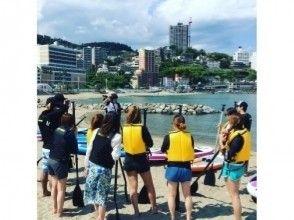 【静岡県・SUP体験】温泉街・熱海でSUP体験したい方におすすめの120分コース!SUP体験の魅力の説明画像
