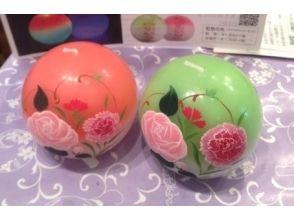 【兵庫・神戸】人気の「色が変わるキャンドル」に絵付け!世界でひとつの作品にの魅力の説明画像