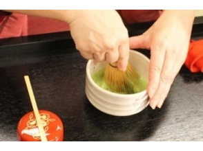"What's Ginza - Tokyo Ginza ""kimono"" appearance! ""Tea ceremony"" and ""calligraphy"" attractive description image of greedy plan where you can experience"
