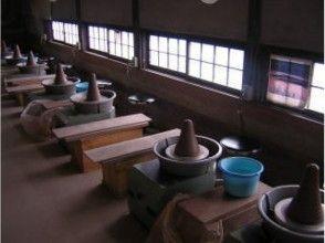 プランの魅力 You can experience making potter's wheel with a full-scale electric potter's wheel の画像