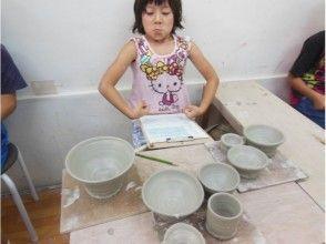 プランの魅力 即使是孩子,也可以享受正宗的陶艺 の画像