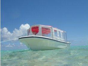 プランの魅力 定員38名のボートにツアー定員を最大20名と設定!ゆったり快適に過ごせます の画像