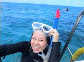 プランの魅力 即使是初学者也可以放心地浮潜 の画像