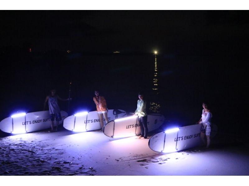 プランの魅力 専用のLEDライト の画像