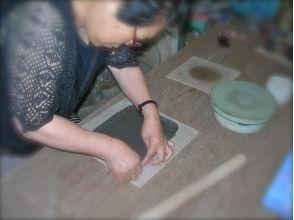 プランの魅力 With hand-kneading, you can make works of any shape you like. の画像