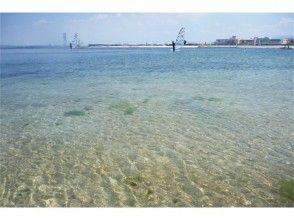 プランの魅力 海に転倒しても楽しい!やっぱりマリンスポーツはキレイな海で!が基本でしょ~ の画像