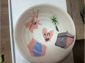 プランの魅力 陶器をキャンパスに何を描こうかな? の画像