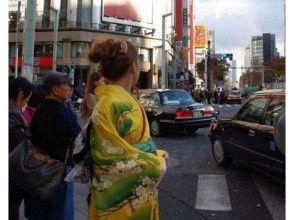 [Tokyo Ginza] freely walk the Ginza in Kimono! Charm of description image of rental kimono luxury plan
