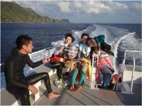 [Kanagawa, Miura Peninsula] Beginners welcome! Jogashima Island experience diving charm description image can also BBQ