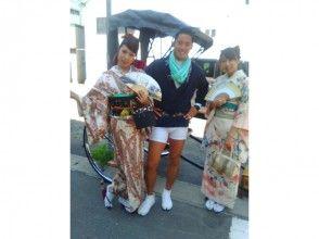 【北海道・着物レンタル】アンティーク着物で小樽観光、ゆっくり3時間コースの魅力の説明画像