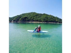 【徳島・SUP体験】四国の美しい海の上をのんびりお散歩! SUPクルージングの魅力の説明画像