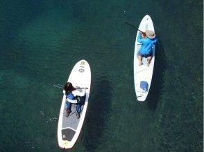 プランの魅力 We have tools necessary for the experience such as SUP board, paddle, life jacket, wet suit, boots etc. の画像