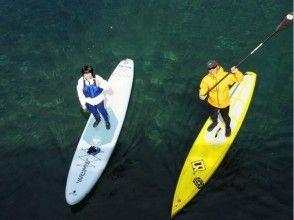 プランの魅力 经验丰富的SUP桨将以一种易于理解的方式教您桨技术。 の画像