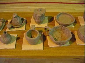 【北海道・陶芸体験】まずは基礎を学んでから!手びねり体験プランの魅力の説明画像
