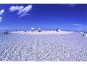 【鹿児島・与論島】神秘の砂浜、百合ヶ浜へのクルージング!の魅力の説明画像