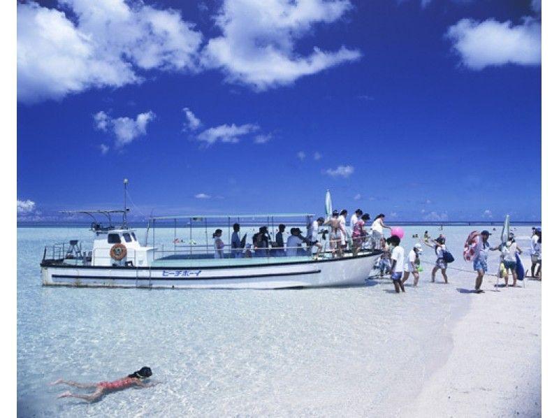 プランの魅力 専用のグラスボート の画像