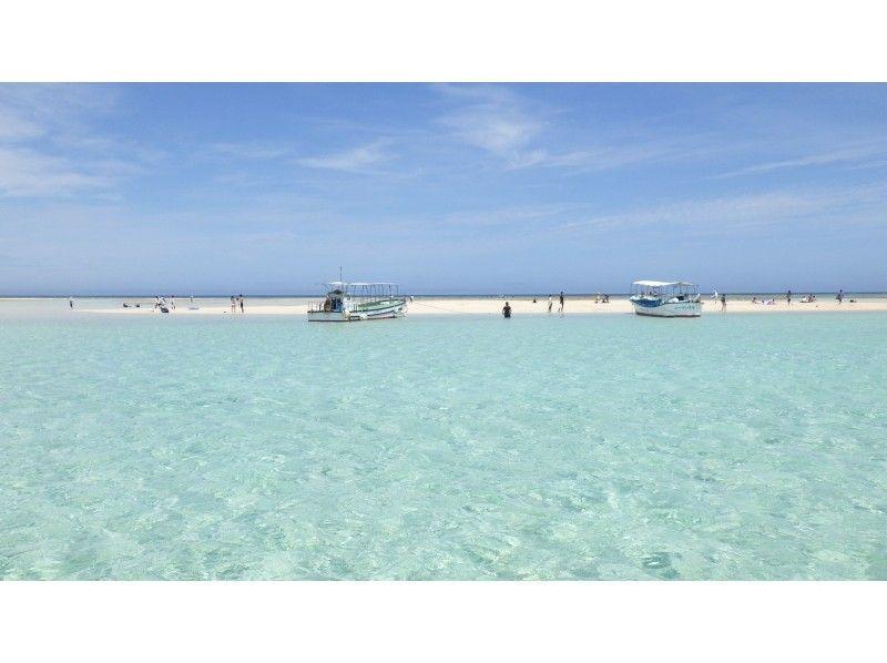 プランの魅力 透明な海に白い砂浜! の画像