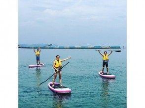 【静岡県・SUP体験】夏季限定!温泉街・熱海でSUP体験したい方におすすめの90分コース!SUP体験の魅力の説明画像
