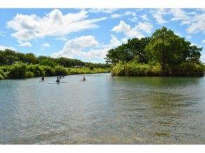 プランの魅力 A relaxing SUP experience in the calm and wide Katsura River! の画像