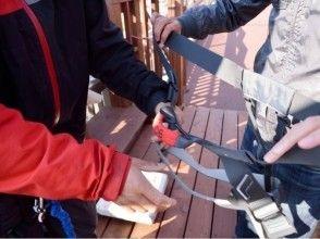 【静岡・富士市】高さ54mからのバンジージャンプ!須津渓谷橋「富士バンジー」の魅力の説明画像