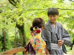 【大分・湯布院】温泉街を着物姿で歩いてみませんか?伝統文化体験(着物・浴衣レンタル)・湯布院小町の魅力の説明画像