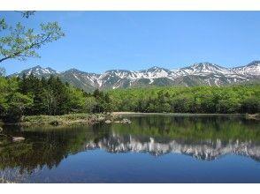 プランの魅力 Shiretoko Five Lakes in early summer の画像