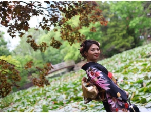 """[ฮอกไกโดซัปโปโร] เช่าชุดกิโมโนและชุดแต่งตัวออกไปสวมชุดกิโมโนสบาย ๆ """"คนธรรมดา"""" (สำหรับผู้หญิง)! เสน่ห์ของภาพรายละเอียดของ"""