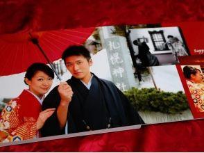 【北海道・札幌】着物レンタル&着付けセット、普段着着物「着流し」(男性用)を着て出かけよう!の魅力の説明画像
