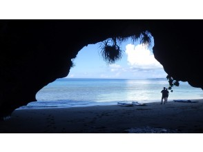 プランの魅力 洞窟を探検したり・・・ の画像