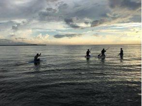 【大分・豊後高田】日本の夕陽百選の海でSUPクルージング!レンタルSUPプラン(経験者のみ)の魅力の説明画像