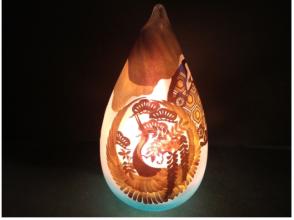 【東京・吉祥寺】サンドブラストの美しいオリジナルグラス作りの魅力の説明画像