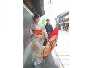 【石川・金沢】着物レンタル体験一番おすすめの心プラン(ヘアセット付)の魅力の説明画像