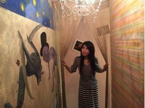 【東京・池袋】都心でリアル密室脱出ゲームを体験!『夢の境』[難易度レベル★★]の魅力の説明画像
