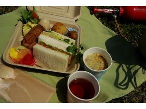 [Yamanashi Yatsugatake] adult Noasobi bonfire cafe ※ ♪ with lunch box of the charm of the description image