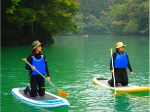 [Okutama Lake SUP] leisurely chill out at the lake attractive description image