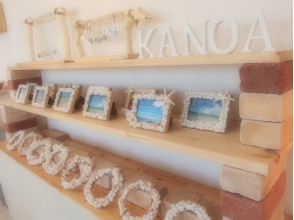 【沖縄・恩納村】貝殻で彩るLEDランプ<ミニシェルランプ手作り体験>の魅力の説明画像