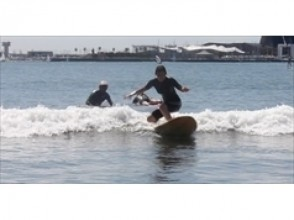 [Kanagawa, Shonan surfing school] Deals, group lessons, at least two people are attractive description image