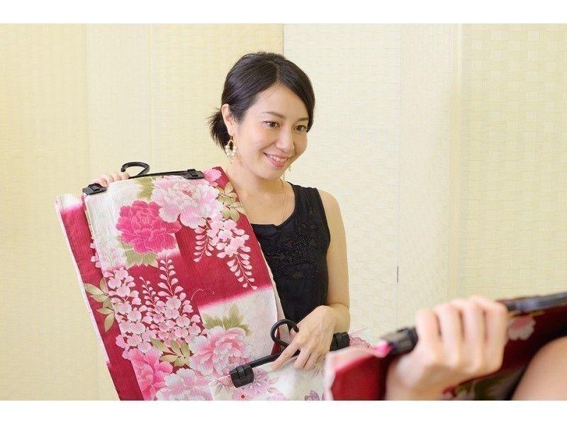 Charm of the plan Choose kimono! Image of