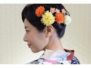 【東京・浅草】ぜーんぶこみこみ格安レンタル着物プランの魅力の説明画像