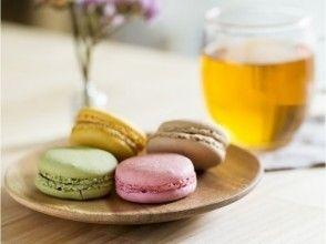 プランの魅力 お茶とスイーツ付き の画像