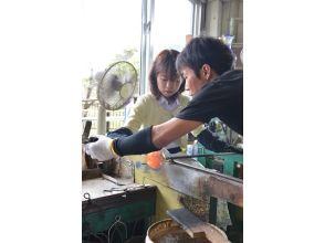 【沖縄・那覇】琉球ガラス体験!自分だけのオリジナルガラスを作ろうの魅力の説明画像
