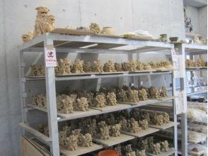 【沖縄・那覇】壺屋焼体験でシーサーを作ろう!の魅力の説明画像
