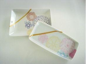 プランの魅力 小皿2種類のセットです の画像