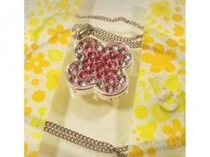 [東京五反田]裝飾施華洛世奇你最喜歡的項目!描述圖像的魅力<項鍊戒指當然>