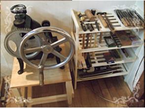 プランの魅力 提供雕刻所需的工具。我们还将仔细教您如何使用它。 の画像