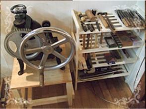 プランの魅力 Tools necessary for engraving are available. We will also carefully teach you how to use it. の画像