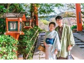 プランの魅力 和家人穿着和服在京都观光怎么样?这将是一个很好的回忆 の画像